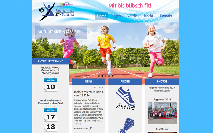 Website www.tibalsthal.ch