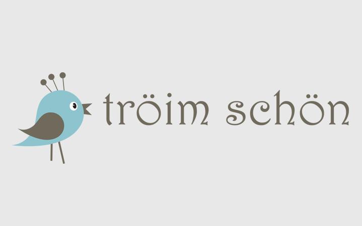Logo tröim schön