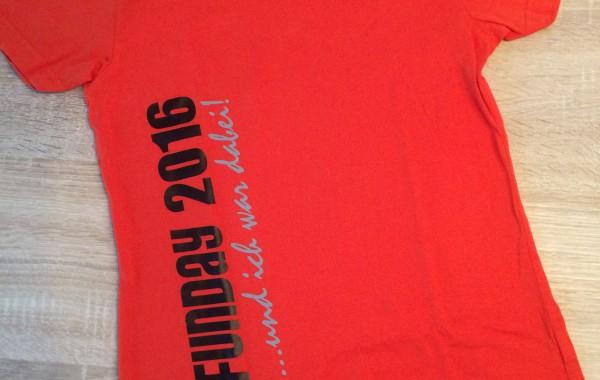 T-Shirt Funday 2016