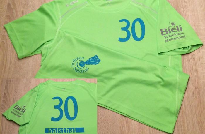 T-Shirt Indiaca Balsthal