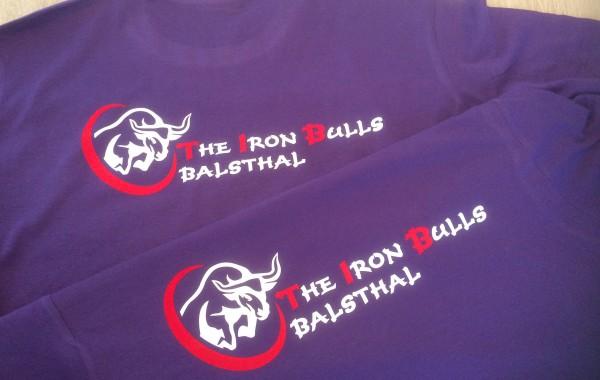 T-Shirt für Grümpelturnier